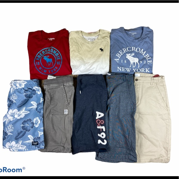 lot of boys clothes 15/16 XL Abercrombie old navy